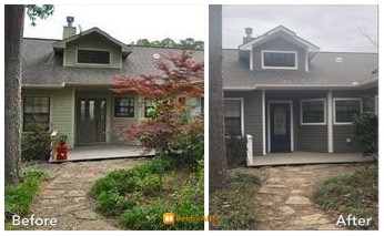 Lake House Renovation: Before and After