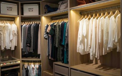 Fresh Ideas for Designing a Master Bedroom Closet